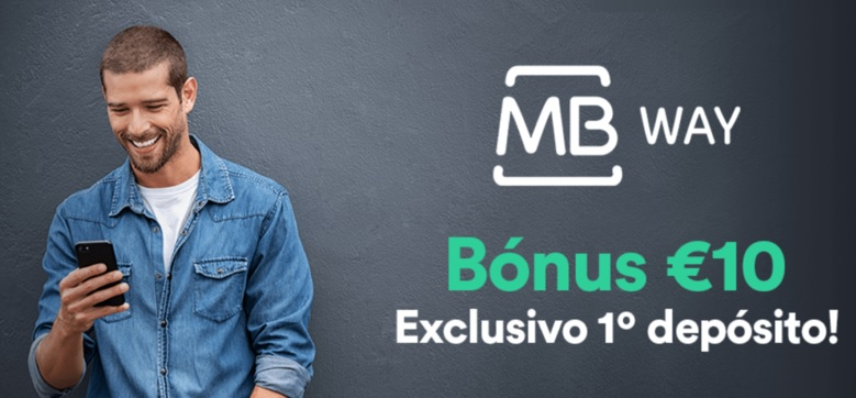 Solverde dá Bónus para Depósitos com MB Way!