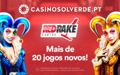 CasinoSolverde ultrapassa os 700 Jogos!