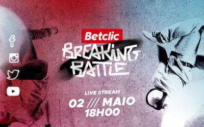 Betclic Breaking Battle!